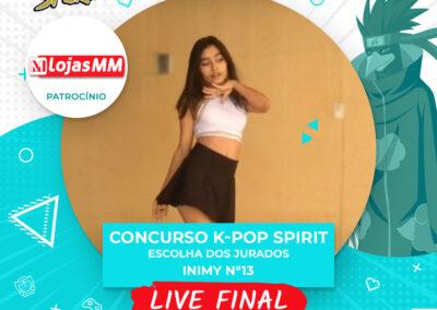 Concurso K-Pop Spirit